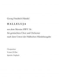 Händel: Halleluja - Messias HWV 56